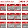 CALENDÁRIO DE PROVA 2017